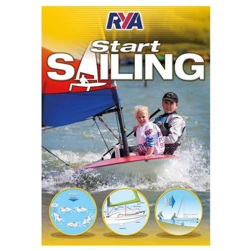 RYA Start Sailing - Beginners Handbook (G3)